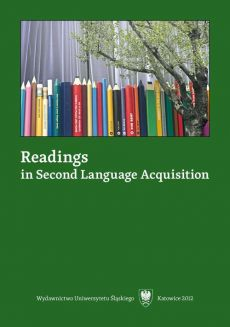 Readings in Second Language Acquisition