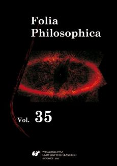 Folia Philosophica. Vol. 35 - 08 Responsibility in Existential Approach of Psychotherapy