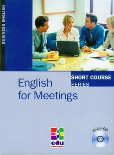 English for Meetings + mp3 do pobrania - Kenneth Thomson