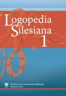 """""""Logopedia Silesiana"""". T. 1 - 02 Case Study of a 13-year-old Boy Suffering from Depression and Stuttering"""