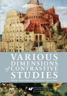 Various Dimensions of Contrastive Studies - 01 Domain structure conditions  in Vilamovian and English