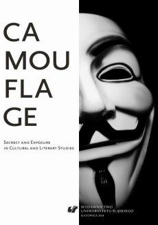"""Camouflage - 01 Between Theory and Narrative: A Mask as a Hermetextual Artefact in """"The Cask of Amontillado"""" by Edgar Allan Poe"""