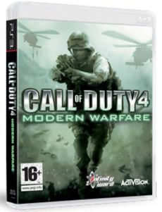 Call Of Duty 4 Modern Warfare PS3