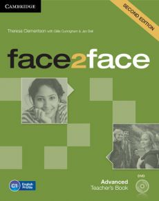 face2face Advanced Teacher's Book + DVD - Outlet - Jan Bell, Theresa Clementson, Gillie Cunningham