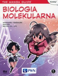 The manga guide Biologia molekularna - Outlet - Masaharu Takemura