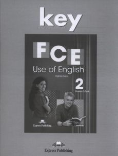FCE Use of English 2 Answer Key - Virginia Evans