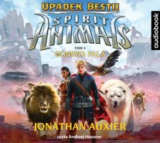 Spirit Animals. Upadek Bestii. Tom 4. Ognista Fala - CD - Auxier Jonathan
