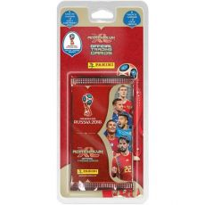 Adrenalyn XL FIFA World Cup Russia 2018 blister 6+2
