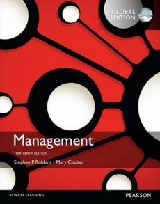 Management with MyManagementLab Global Edition - Mary Coulter, Stephen Robbins