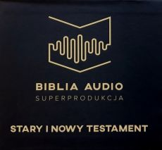 Biblia audio  Stary i Nowy Testament - Outlet