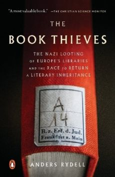 The Book Thieves - Anders Rydell