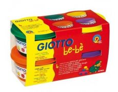 Giotto be-be Ciastolina 4x100g