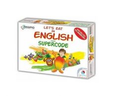 Let's eat in English - your supercode