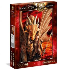 Puzzle Anne Stokes Collection Inner Strength 1000