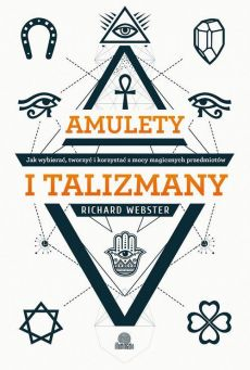 Amulety i talizmany - Richard Webster