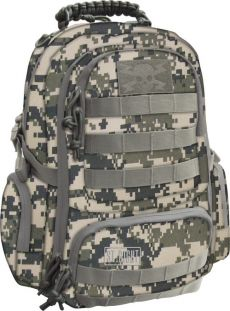 Plecak 4-komorowy BP36 Military Grey Digital Camo