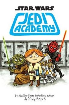 Jedi Academy - Jeffrey Brown