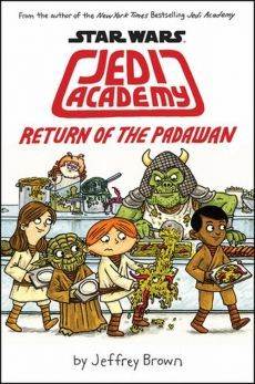 Jedi Academy: Return of the Padawan - Jeffrey Brown