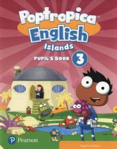 Poptropica English Islands 3 Pupil's Book - Sagrario Salaberri