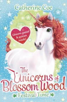 The Unicorns of Blossom Wood - Festival Time - Outlet - Catherine Coe