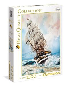 Puzzle High Quality Collection Amerigo Vespucci 1000