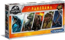 Puzzle 1000 Panorama Jurassic World