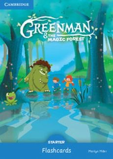 Greenman and the Magic Forest Starter Flashcards (Pack of 48) - Marilyn Miller