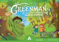 Greenman and the Magic Forest A Big Book - Sarah McConnell