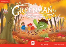 Greenman and the Magic Forest B Big Book - Sarah McConnell