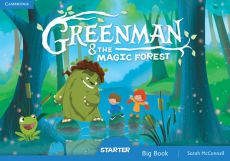 Greenman and the Magic Forest Starter Big Book - Sarah McConnell