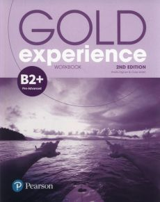 Gold Experience 2ed B2+ Workbook - Sheila Dignen, Clare Walsh