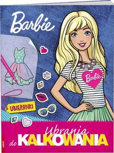 Barbie Ubrania do kalkowania