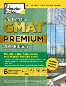 Cracking the GMAT Premium Edition