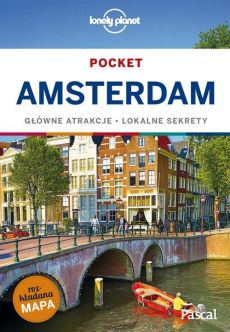 AMSTERDAM poket Lonely Planet