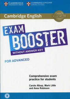 Cambridge English Exam Booster without answers key