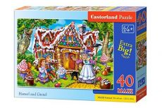 Puzzle 40 Maxi Hansel and Gretel