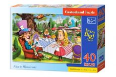 Puzzle 40 Maxi Alice in Wonderland