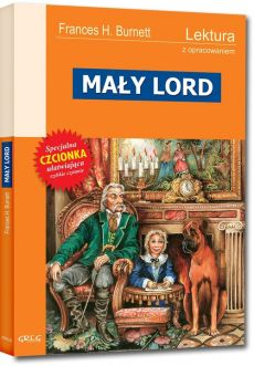 Mały Lord - Burnett Frances Hodgson