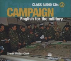 Campaign 3 Class Audio CD - Simon Mellor-Clark