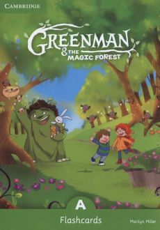 Greenman and the Magic Forest A Flashcards - Marilyn Miller