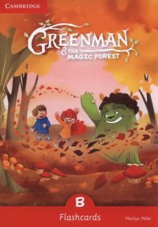 Greenman and the Magic Forest B Flashcards - Marilyn Miller