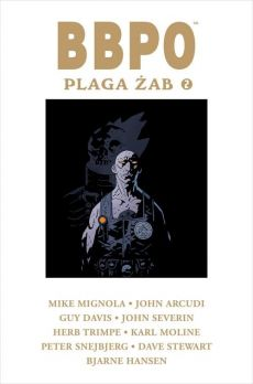 Plaga żab 2 - Guy Davis, Mike Mignola