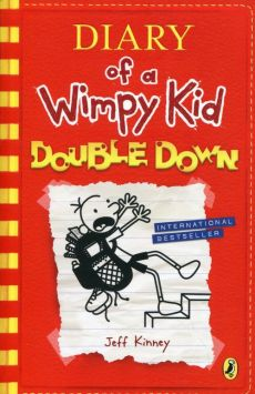 Diary of a Wimpy Kid Double Down - Jeff Kinney