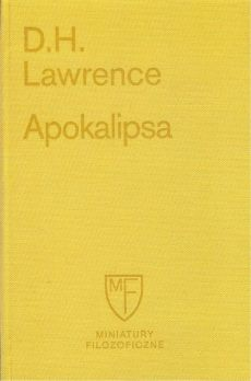 Apokalipsa - D.H. Lawrence