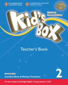 Kids Box 2 Teacher's Book - Caroline Nixon, Michael Tomlinson