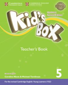 Kid's Box 5 Teacher's Book