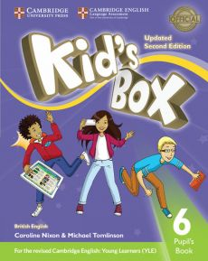 Kid's Box 6 Pupil's Book - Caroline Nixon, Michael Tomlinson