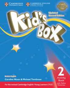 Kid's Box 2 Activity Book with Online Resources - Caroline Nixon, Michael Tomlinson