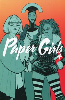 Paper Girls 4 - Vaughan Brian K.