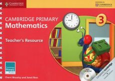 Cambridge Primary Mathematics Teacher's Resource 3 - Outlet - Cherri Moseley, Janet Rees